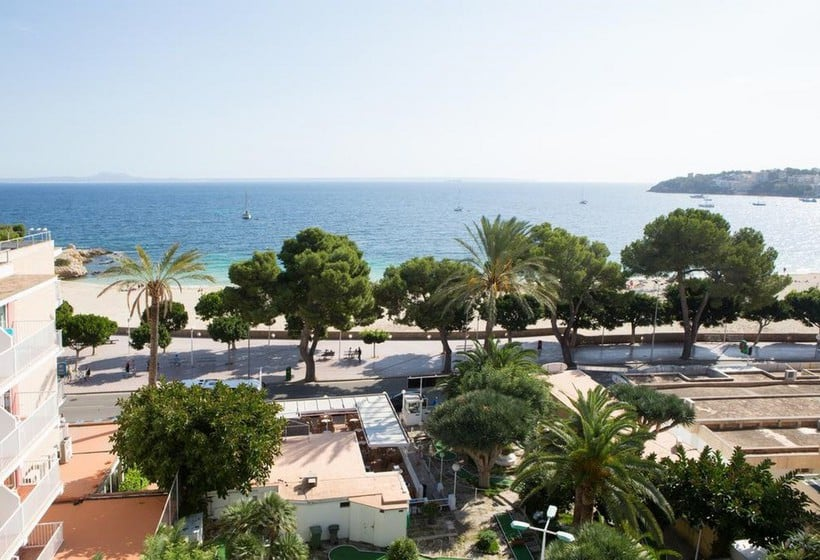 Esterno Hotel Tropico Playa Palmanova