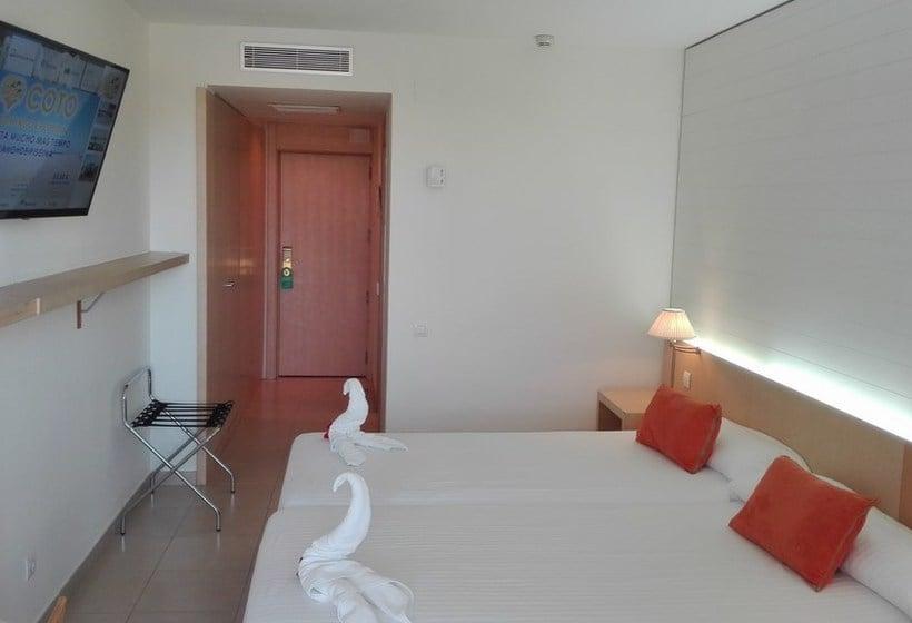 Chambre Gran Hotel del Coto Matalascanyas