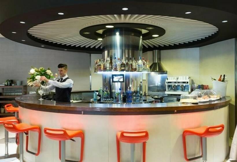 커피점 호텔 Barceló Costa Vasca 산세바스티안