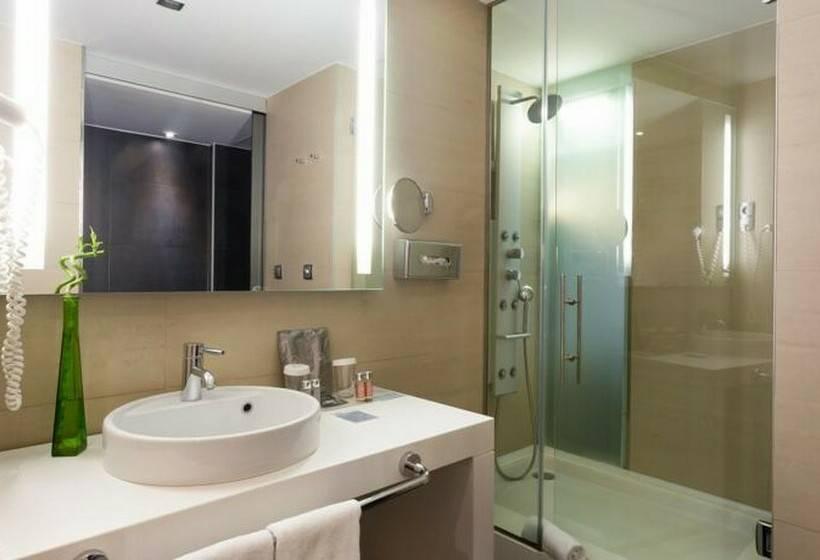 욕실 호텔 Barceló Costa Vasca 산세바스티안