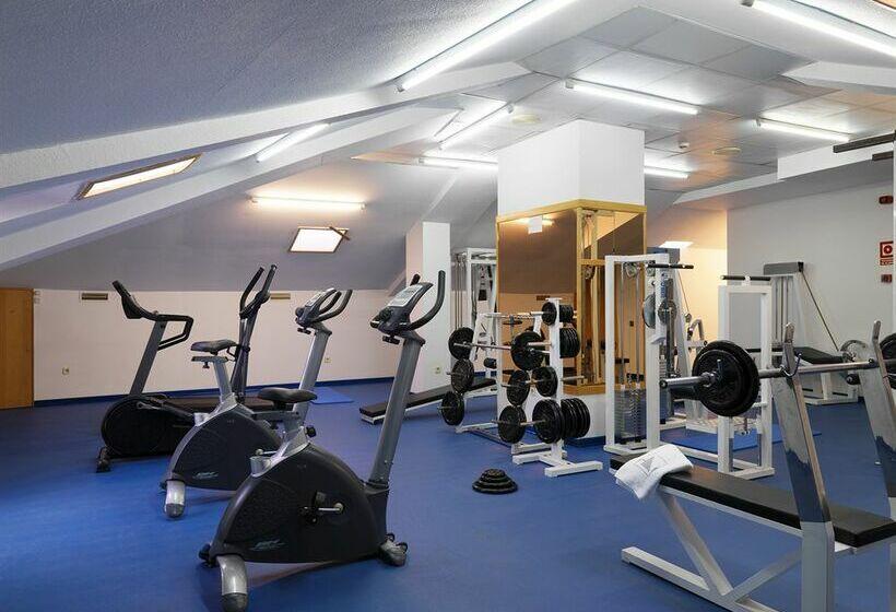 Sports facilities Hotel Eurostars Ciudad de la Coruña A Corunya