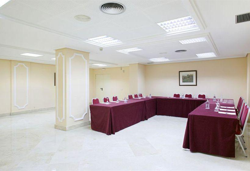 Hôtel Monte Puertatierra Cadix
