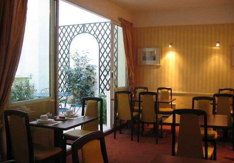 Cafeteria Hotel Montreal Benicasim