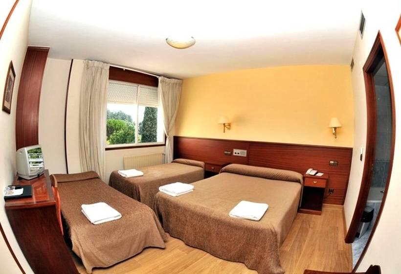 فندق Santa Lucía سانتياغو دي كومبوستيلا