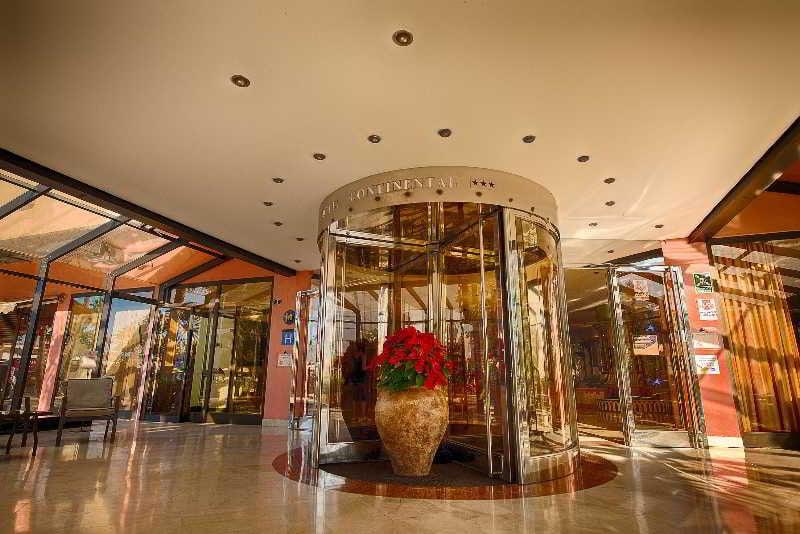 שטחים ציבוריים בית מלון כפרי IFA Continental פלאיה דל אינגלס