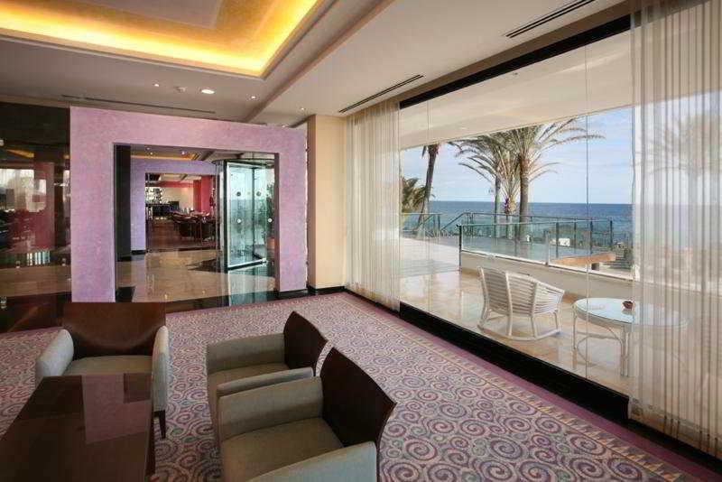 공용 공간 호텔 IFA Faro Maspalomas