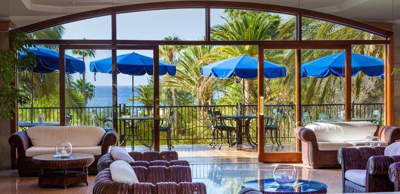 Gemeinschaftsbereiche Hotel Meliá Tamarindos San Agustin