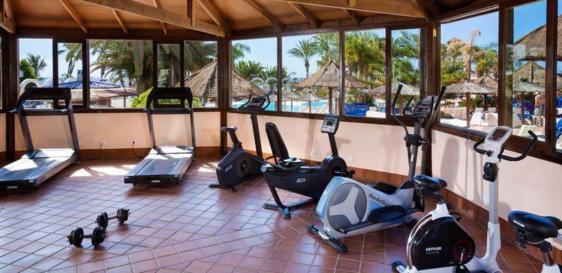 Sporteinrichtungen Hotel Meliá Tamarindos San Agustin