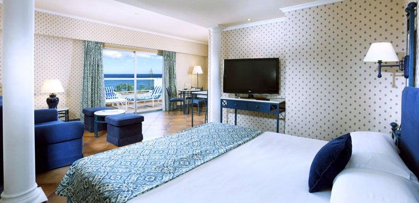 Zimmer Hotel Meliá Tamarindos San Agustin