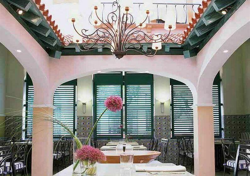 Restaurant Hôtel Pullman Madrid Airport & Feria