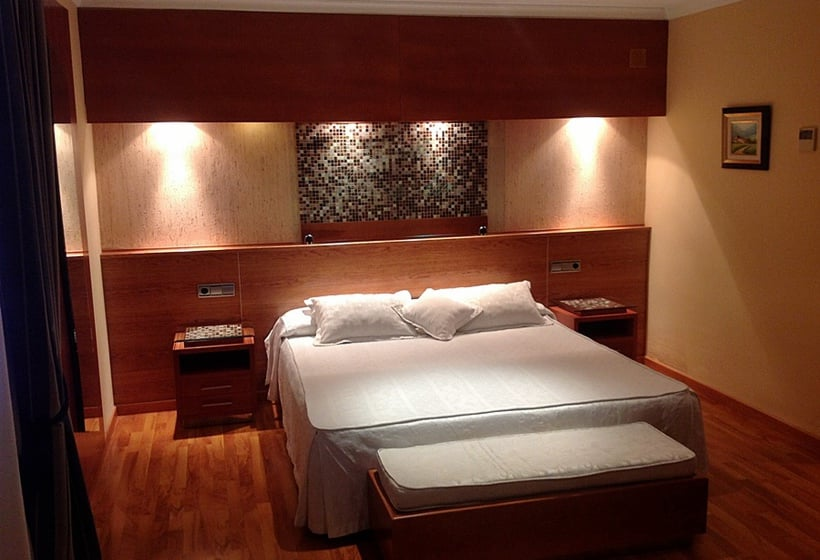 Zimmer Hotel Rusadir Melilla