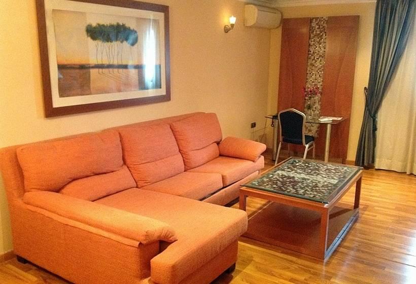 Camera Hotel Rusadir Melilla