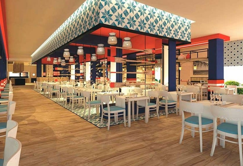 レストラン ClubHotel Riu Costa Del Sol トレモリノス