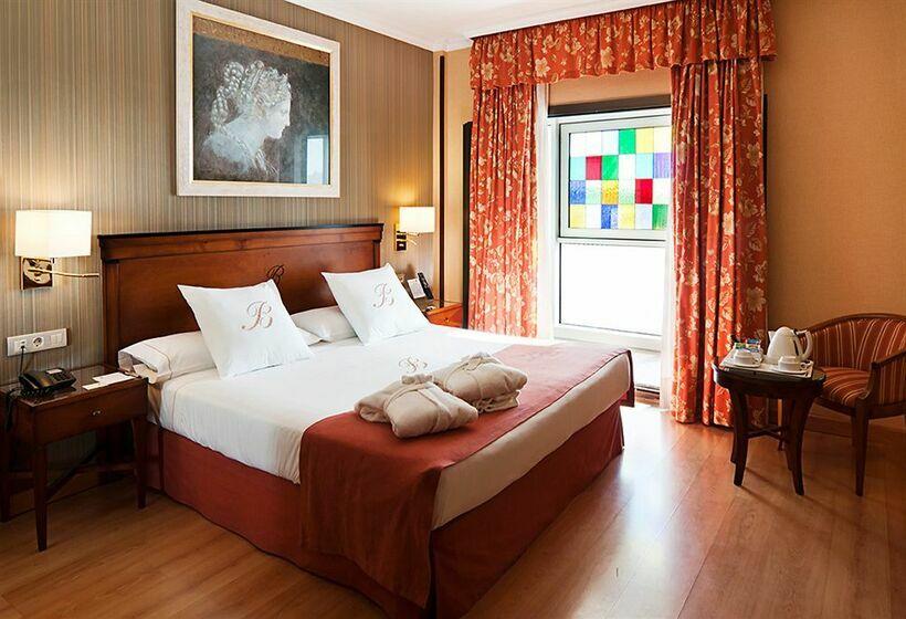 Quarto Hotel Bécquer Sevilha