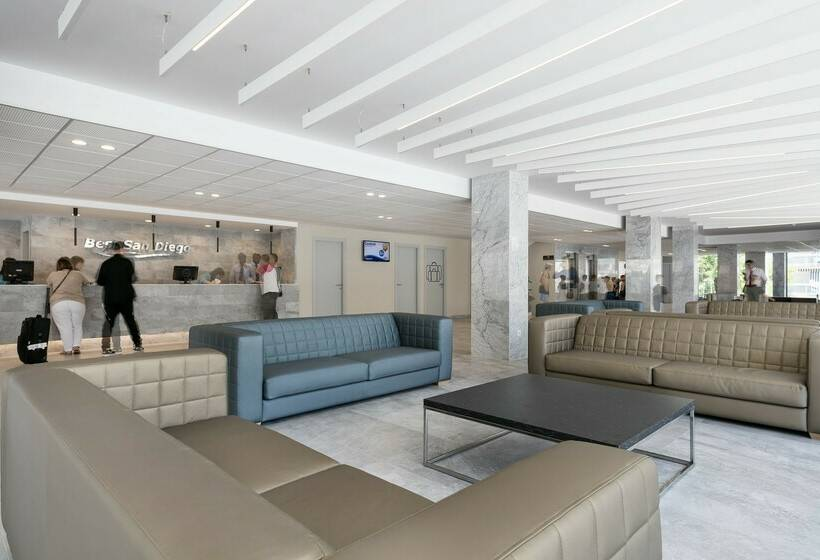 Common areas Hotel Best San Diego Salou