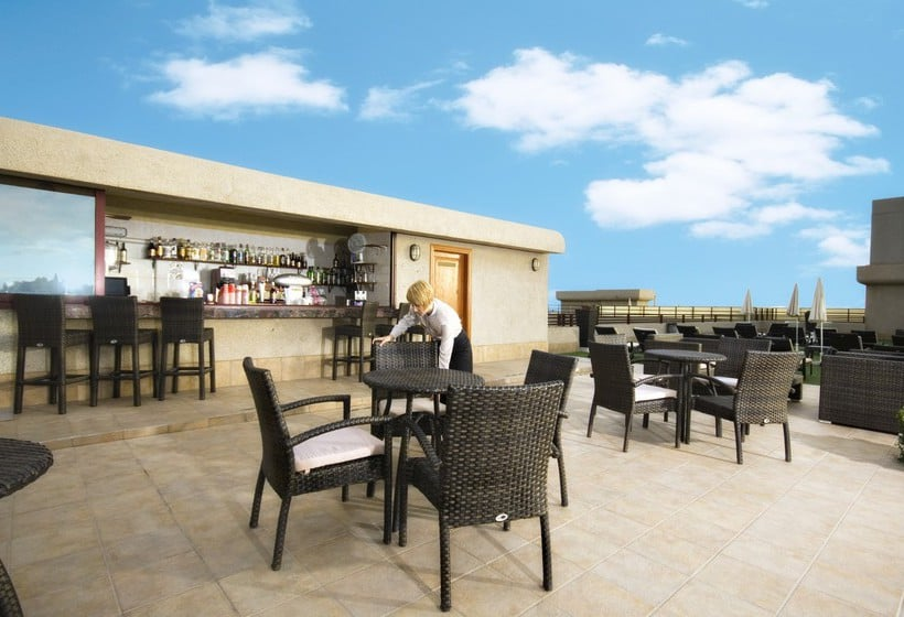 Cafeteria Hotel Fañabé Costa Sur Costa Adeje