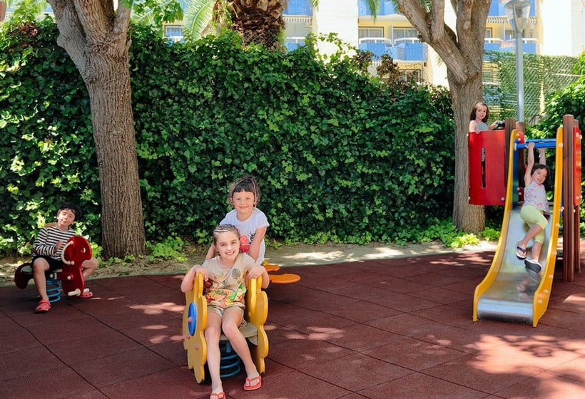 Children?s facilities Hotel H10 Salou Princess