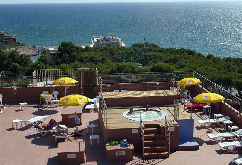 Terras Hotel H Top Molinos Park Salou