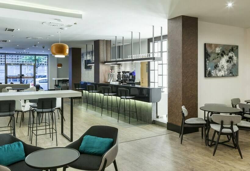 Cafeteria Hotel Ilunion Bilbao