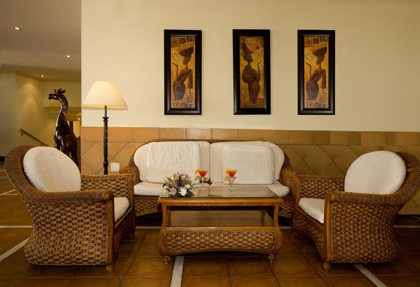 共同スペース ホテル Las Arenas ベナルマデナ