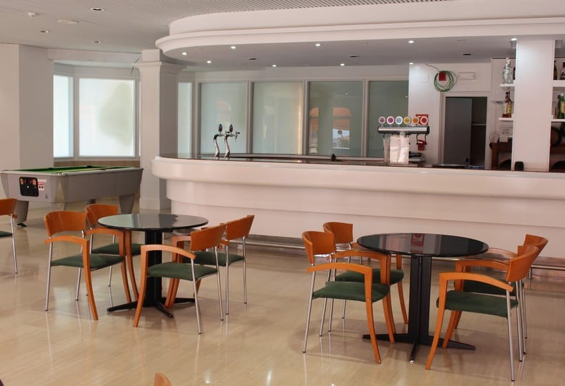 Cafeteria Hotel Marina Sand Lloret de Mar