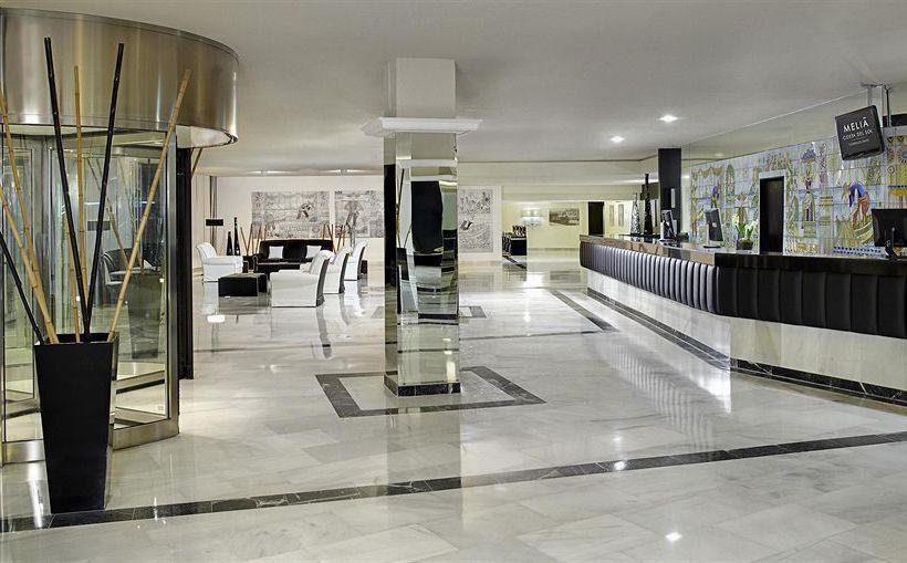 Gemeinschaftsbereiche Hotel Meliá Costa del Sol Torremolinos