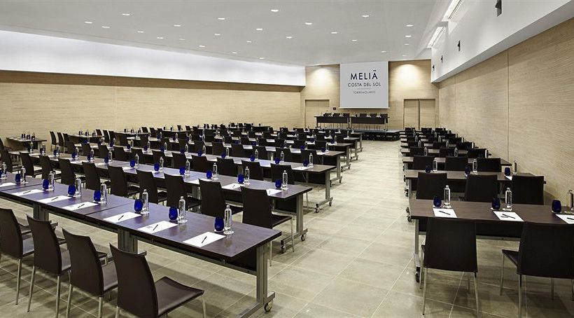 Konferenzräume Hotel Meliá Costa del Sol Torremolinos
