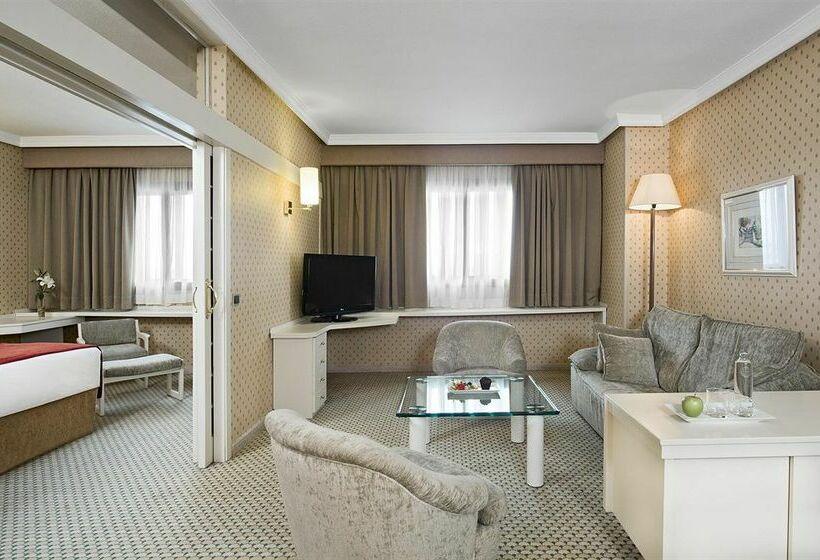 Hôtel Meliá Lebreros Séville