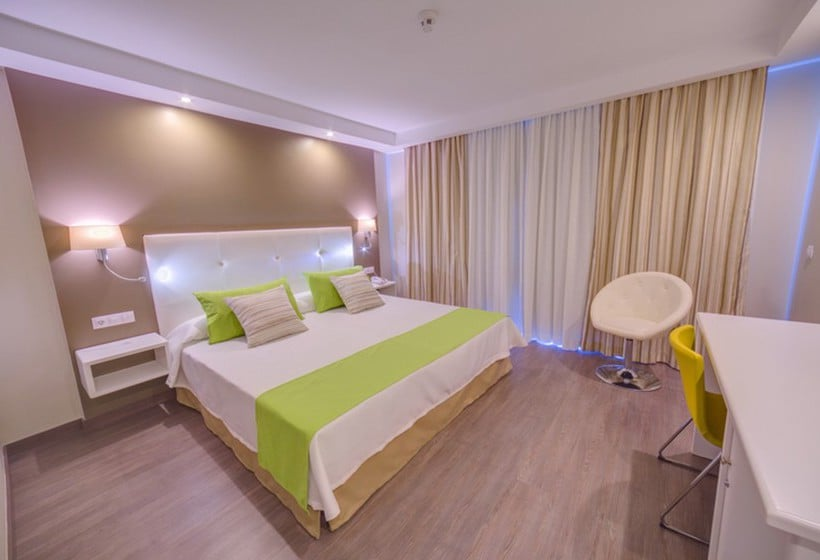 Zimmer Hotel RF San Borondon Puerto de la Cruz