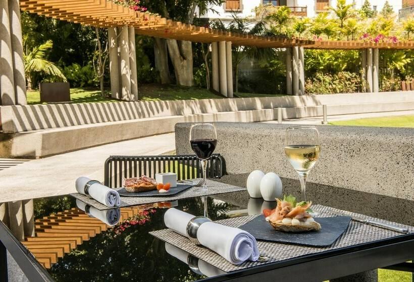 مطعم Iberostar Grand Hotel Mencey سانتا كروس دي تينيريفى