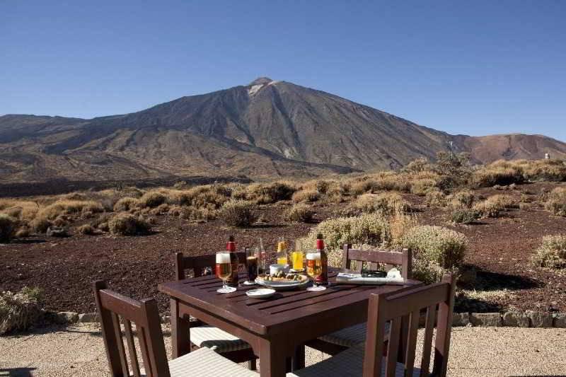Parador de Las Cañadas del Teide La Orotava