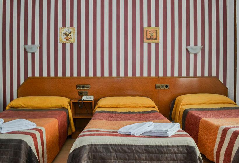 Hotel Cataluña Saragoça