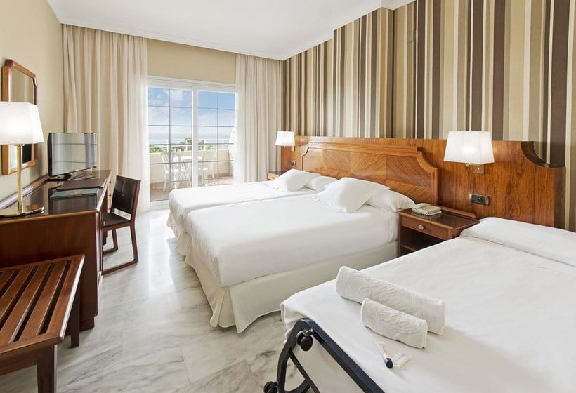 Quarto Hotel Elba Motril Beach & Business