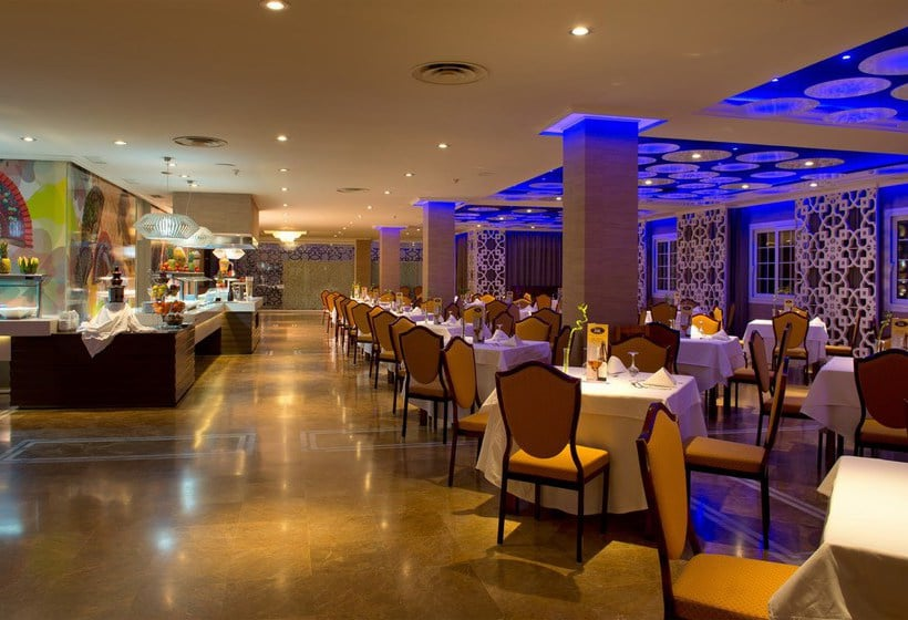 Restaurant Hotel Elba Motril Beach & Business