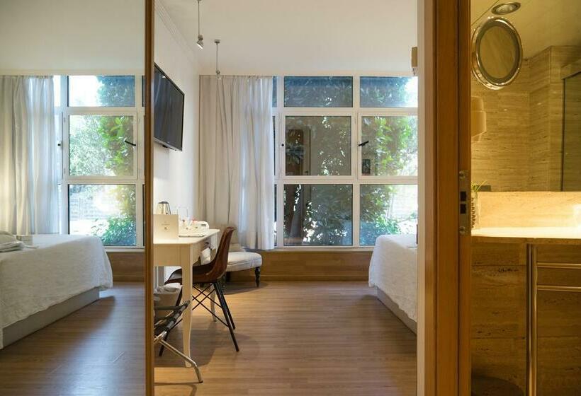 Quarto Hotel Vilana Barcelona