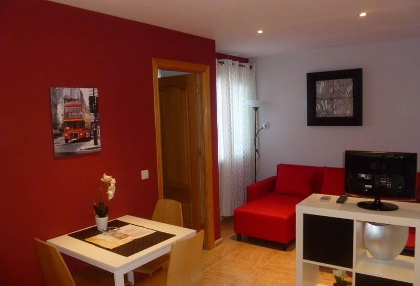 Apartamentos El Cenachero Málaga