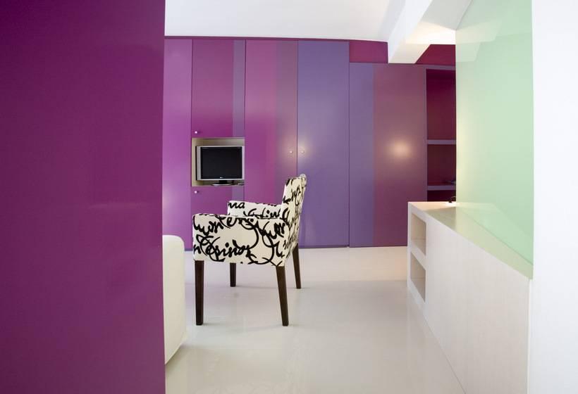 Habitación Hotel Agir Benidorm