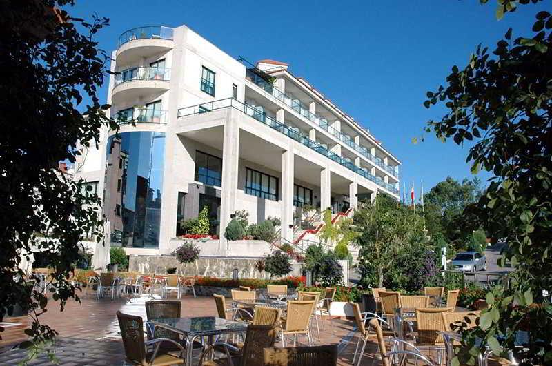 ホテル Carlos I Silgar サンシェンショ