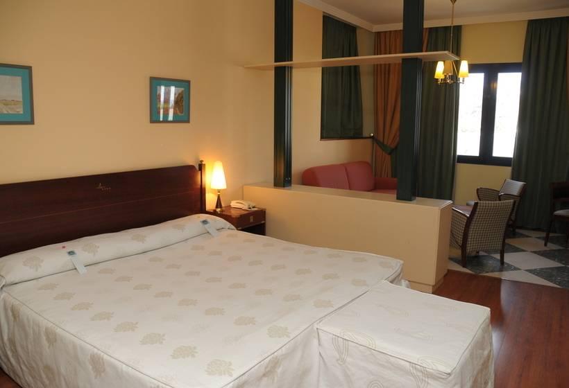 Habitación Hotel Puerto de Las Nieves Agaete