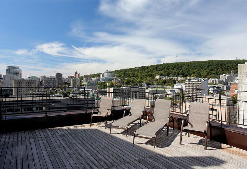 ホテル Four Points by Sheraton Montreal Centre Ville モントリオール