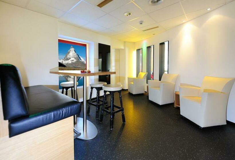 Gemeinschaftsbereiche Hotel Simi Zermatt