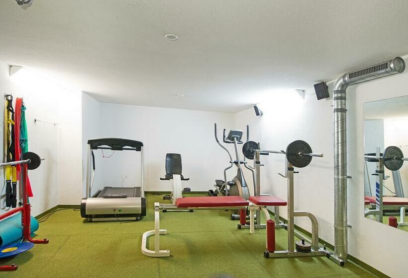Sporteinrichtungen Hotel Simi Zermatt