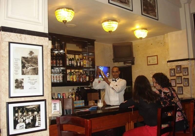 Cafetaria Hotel Roc Presidente Havana