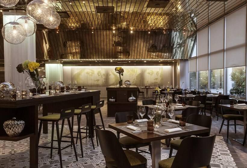 Restaurant Hotel Renaissance Duesseldorf