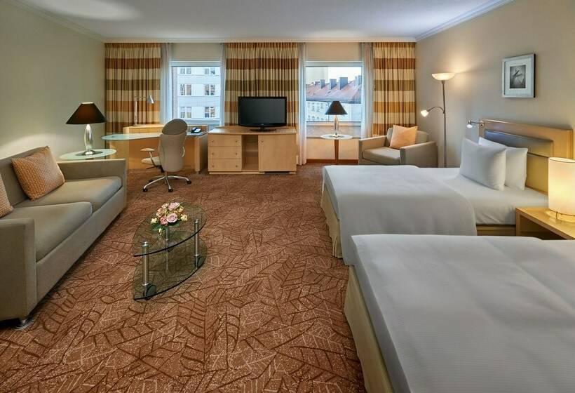Room Hotel Hilton Munich City