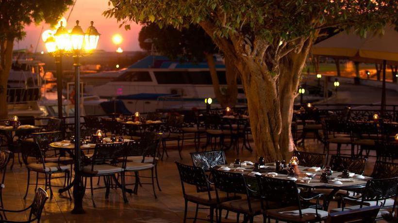 Restaurant Hotel Intercontinental Abu Dhabi