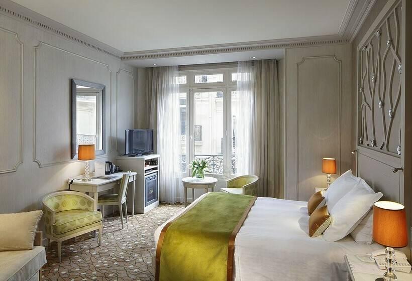 Hotel Chateau Frontenac París