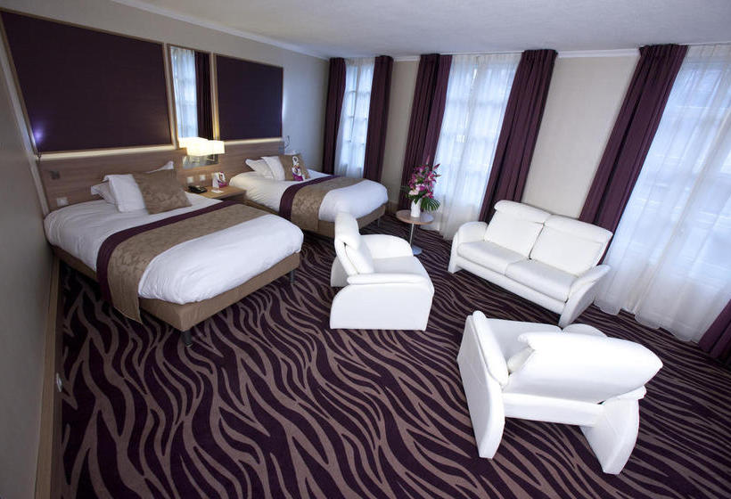 Room Crowne Plaza Hotel Toulouse