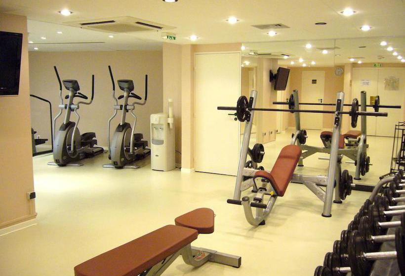 Sports facilities Crowne Plaza Hotel Toulouse