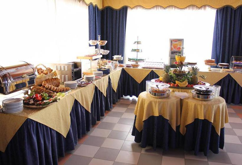 Restaurant Grand Hotel dei Cesari Anzio